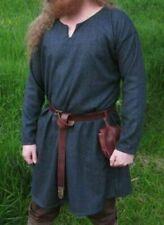 12th Century Medieval Tunic Blue Clothing King Vast Vintage Viking