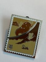 Stamp Collection Pooh's Head Lumpy Chaser Winnie The Pooh Disney Pin LE  (B7)