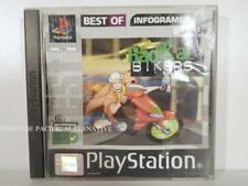jeu RADIKAL BIKERS pour Playstation 1 ps1 psx en francais complet game spiel