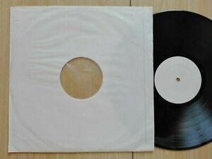 THE CULT –''ELECTRIC''- UK PROMO VINYL . WHITE LABEL. 1987