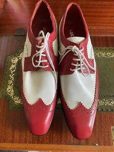 Rockabilly Shoes By Gucinari Tried On Once