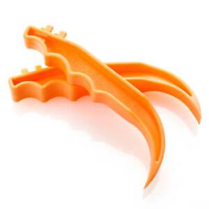 Baby Buddy WedgEZ Outlet Plug Remover Save Fingernails Home Inspectors Orange