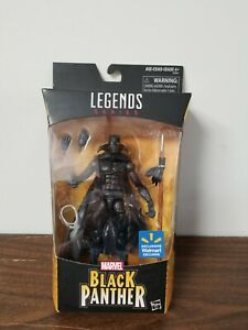 HASBRO Marvel Legends CLASSIC BLACK PANTHER Action Figure WALMART EXCLUSIVE