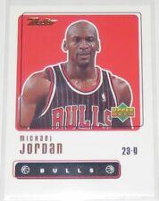 1999/00 Michael Jordan Chicago Bulls NBA Upper Deck Retro Look Card #1 NM Cond
