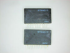 "STK4017  ""Original"" SANYO  10P SIP IC  2  pcs"