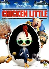 Chicken Little in Collectible Tin (Limit DVD