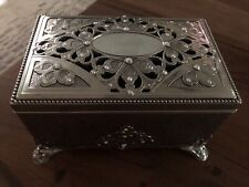 """Things Remembered musical jewelry box """"Hannah"""" engraving"""