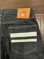 Momotaro Denim Jeans 10th Anniversary Limited Edition Japan 33 x 33 Selvedge