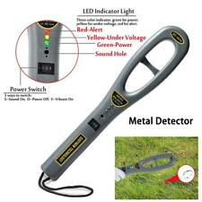 Portable Handheld Pinpointer Metal Detector Treasure Hunter Sound or Vibration