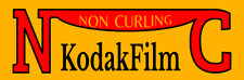 Kodak Regular Non-Curling 120 Film Box 1920s Reproduction