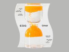 Paradox Oeufs Minuteur Sablier Lumière Orange Clair 4260355933743
