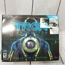 Disneys TRON Evolution Collector's Edition Complete Set for PS3