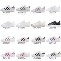 adidas Originals Superstar W Low Women / J Junior Kids Shoes Sneakers Pick 1