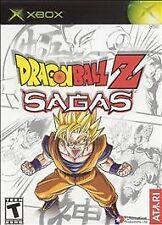 Dragon Ball Z: Sagas (Xbox)