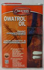 (21,6€/L)Owatrol Öl 1L, Kriechöl, Rostkonservierer, Lackadditiv