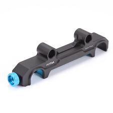 FOTGA DP500III 15mm to 19mm Rail Rod Clamp Adapter for DSLR QR Follow Focus Rig