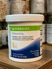 HERBALIFE NITEWORKS ORANGE MANGO 10.6 0Z (300G)