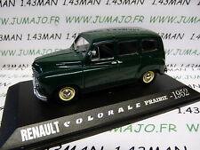 RE10E Voiture 1/43 M6 norev/universal Hobbies Renault colorale prairie