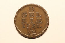 Netherlands / Gelderland - duit 1751 *quality* (#22)