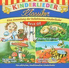 Kinderlieder Klassiker Best of von Various | CD | Zustand akzeptabel