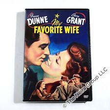 My Favorite Wife DVD New Cary Grant Irene Dunne Randolph Scott Gail Patrick
