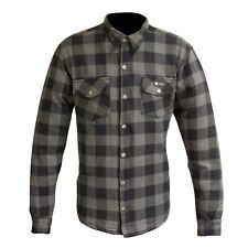 Merlin AXE Checkered Grey Shirt