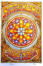 Bob Dylan Poster w/ Gov't Mule & Umphreys McGee, The String Cheese Incident -.