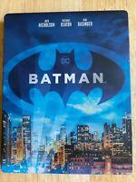 Batman Steelbook (4K UHD) No digital
