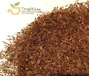 Rooibos Redbush Loose Leaf Herbal Tea 125g - Best quality - UK importer direct