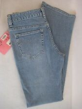 NWT Halogen Size 6 R Blue Jeans Womens Slight Flare Low Rider New With Tags
