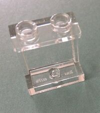 25 x New LEGO WINDOW CLEAR BRICKS 1x2x2 GLASS WALL PANEL (94638)