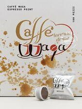 100 Capsule Caffè Waqa Intenso Compatibile Espresso Point Corposo Crema Lavazza