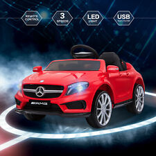 Kinder Elektro Kinderauto Mercedes 2 x 35W 12V Kinderfahrzeug in Rot