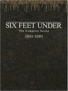 Six Feet Under: The Complete Series (DVD, 2009, 24-Disc Set)