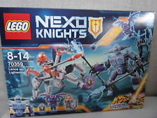 Lego Nexo Knights 70359 Lance vs. Lightening - NEU & OVP
