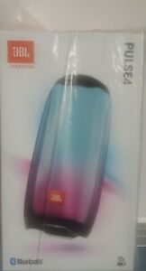 JBL Pulse 4 Wireless Portable Speaker - Black Brand New