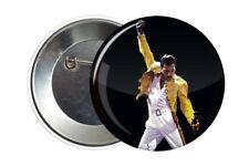 Badge Pin Button Queen Freddie Mercury