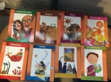 Lot of 8 Espanol Civica Y Etica Artistica Sexto Grade 6 Gobierno Federal