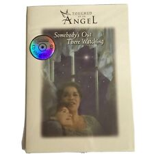 Touched by an Angel Card & CD Single The Kinleys Somebody's Out There Watching