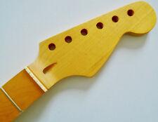New Manche STRATOCASTER - yellow - 22f - pour guitare strat