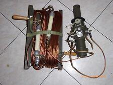 QRO Dipolantenne 2x46 M, Symetrische V Antenne m. Koax Einspeisung 2