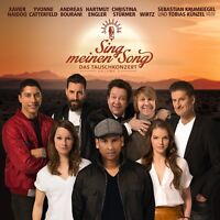 SING MEINEN SONG-DAS TAUSCHKONZERT  CD NEU