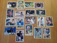 Job Lot Of Upper Deck Chicago White Sox MBL USA Baseball TRADING CARDS