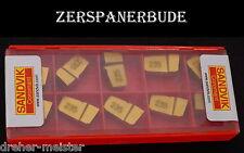 10 Wendeplatten N151.2-800-60-4G 235  SANDVIK Neu und originalverpackt