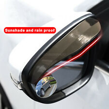 Car Rearview Mirror Eyebrow Cover Rain-proof Protector Shield Universal