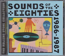 TIME LIFE Sounds of the Eighties 1986-1987 Rolling Stone Collection CD 80s U2