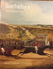 The Sporting Sale - Sotheby's Catalogue of Paintings Auctioned June 2006, London