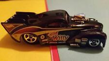 RARE 1941 '41 WILLYS COUPE - WILD WILLY - BLACK with BLOWER * 2001 HOT WHEELS