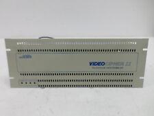 General Instrument VideoCipher II 28000 Commercial Satellite Descrambler