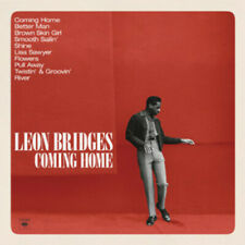 Leon Bridges Coming Home Vinyl LP Id11501z